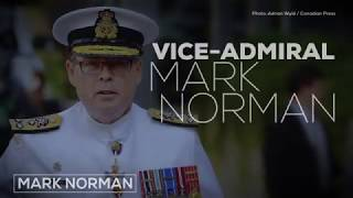 What happened in the Mark Norman trial?