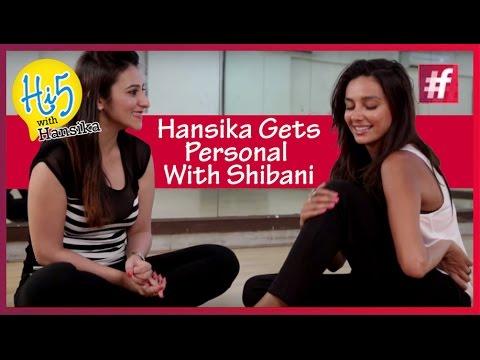 Shibani Dandekar - IPL Anchor | Quick Hi5 Questions with Hansika thumbnail