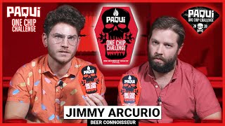 World's Hottest Chip | Paqui One Chip Challenge (LIFE & DEATH) - Jimmy Arcurio