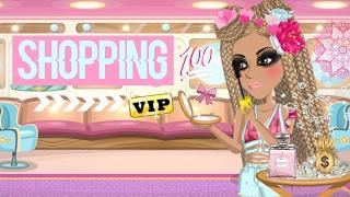 Je fais mon shopping vip ♡
