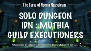 Order & Chaos 2 (Redemptions) Solo Dungeon The Curse of Noema Mauso...