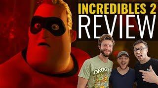 Incredibles 2 Non-Spoiler Movie Review