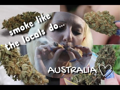 AUSTRALIAN WEED | Smoke Like The Locals | CoralReefer Down Under