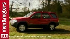 Richard Hammond Ford Maverick Review (2001)