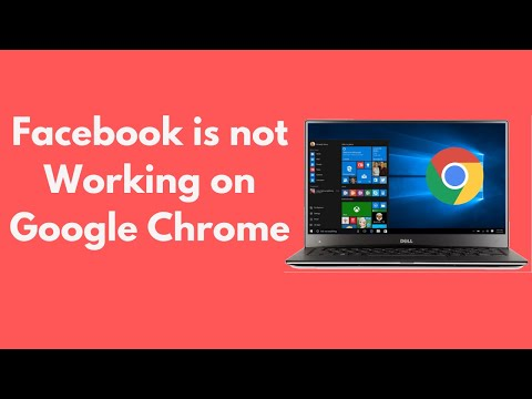 FIX Facebook Is Not Working On Google Chrome UPDATED 2019