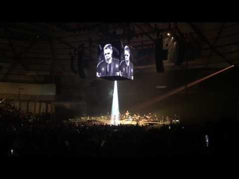Eric Church -Better Man Pearl Jam Cover @ Tacoma Dome Wa