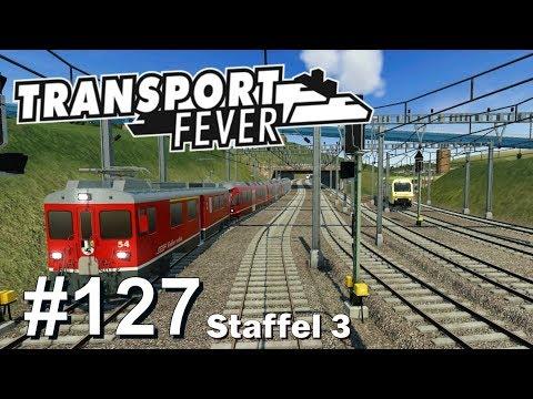 Transport Fever S3/#127: Unterwegs mit der RhB [Let's Play][Gameplay][German][Deutsch]