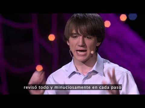 TED 2013 - Jack Andraka: Un prometedor examen para el cáncer de páncreas...
