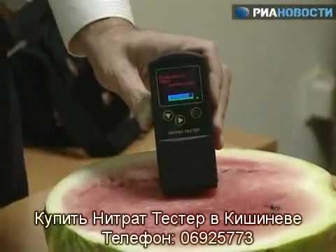 СОЭКС Эковизор F4 видео обзор нитратомер дозиметра - YouTube