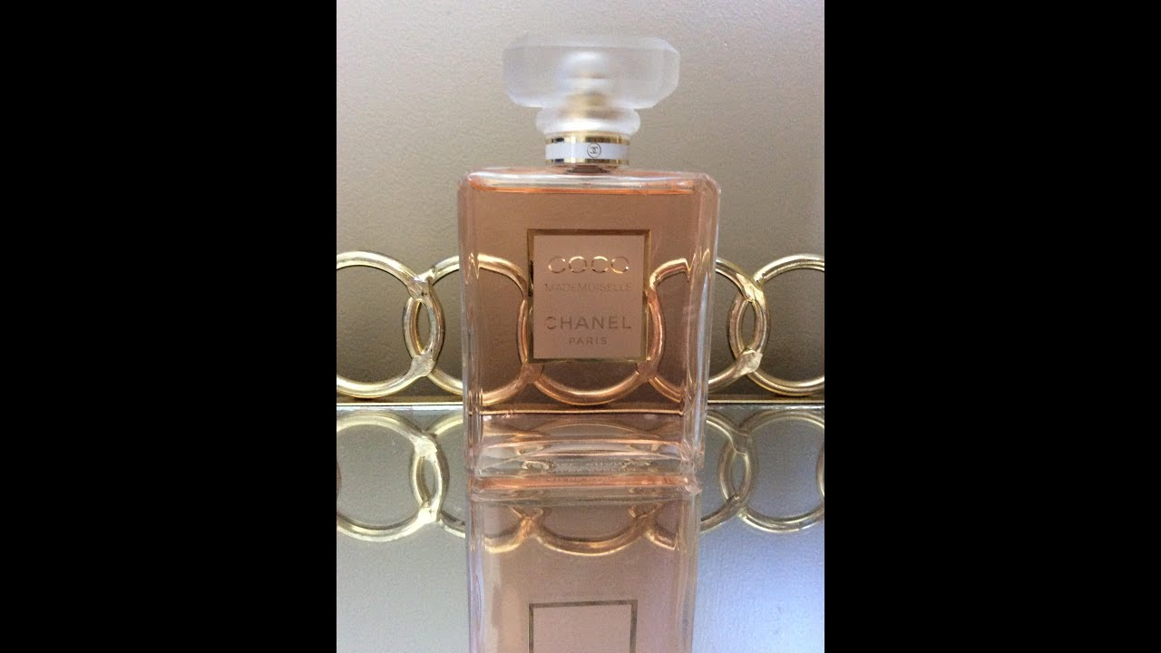 Coco Mademoiselle Eau De Parfum By Chanel Review Youtube