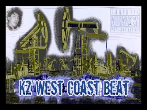 West Coast Rap Beat Kazakhstan FREE DOWNLOAD. Западный ХипХоп