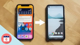iPhone to Android - 1 year later
