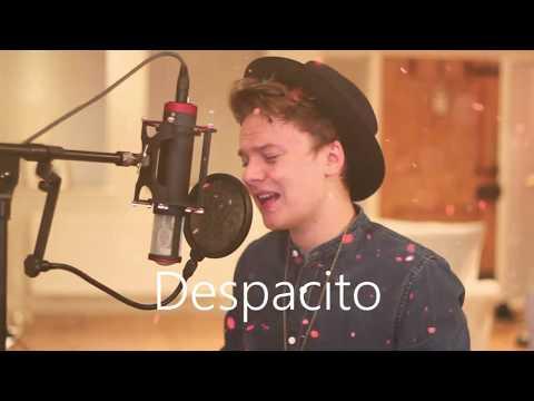 Despacito - Conor Maynard & Pixie Lott cover