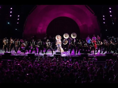 Brooklyn United Marching Band & Taylor Mac - Love Will Tear Us Apart + Higher Ground