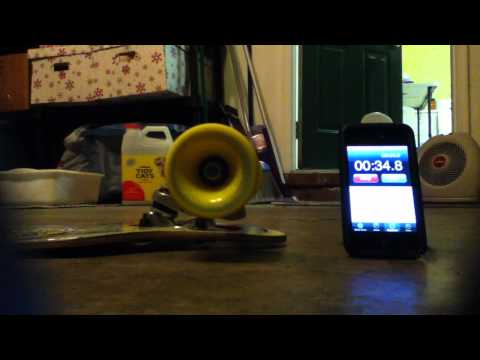 Sector 9 Abec 5's with Stimulus Wheel Spin Test