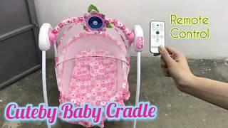 Cuteby cradle swing (1)