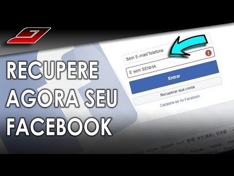 Como Recuperar Conta Do Facebook Sem Ter E-Mail, Telefone Nem Senha (NOVO MÉTODO) | Guajenet