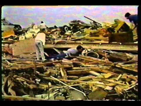 Tornado Compilation of Home Video's & Broadcast Television for April 26th, 1991 Tornado