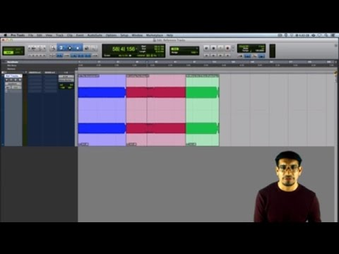 How to setup Reference Mixes in Pro Tools - AlexProMix.com