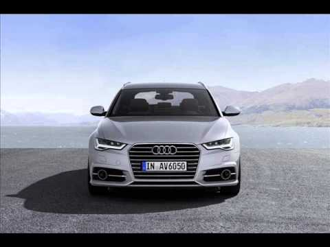 all new 2015 audi a6 avant facelift youtube. Black Bedroom Furniture Sets. Home Design Ideas