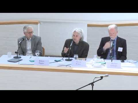 Steven Pinker and Robert Pippin Pt. 3 - Human Rights and the Humanities Conference March 21, 2014