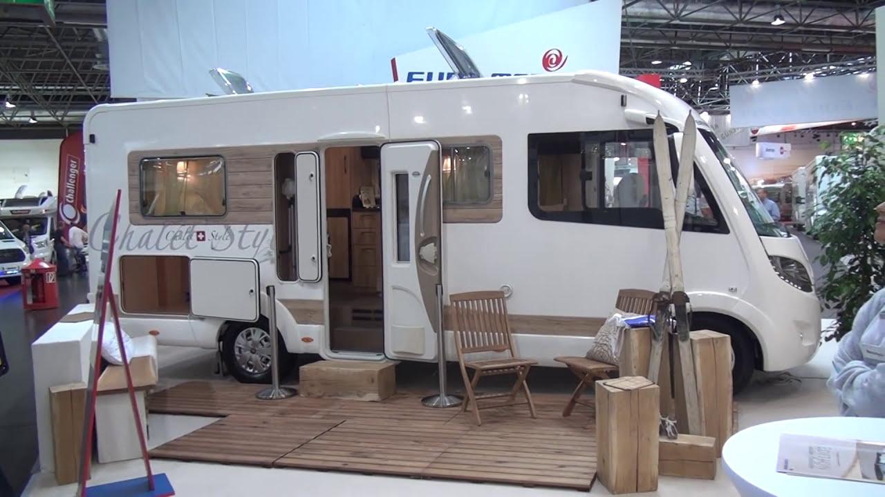 swiss chalet style motorhome youtube. Black Bedroom Furniture Sets. Home Design Ideas