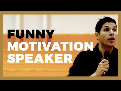 Youth Speakers: Motivating Students Through Laughter