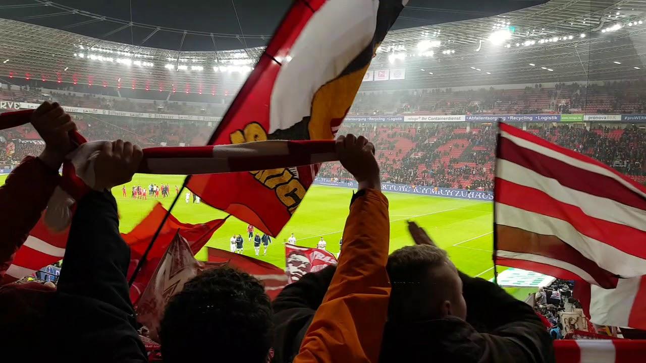 Leverkusen Gästeblock