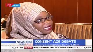 Multisectoral forum rejects the proposed 16-year mark as the age of consent