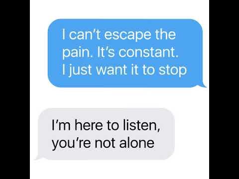 Listen To Text Messages >> Lifeline Text Pilot Trial