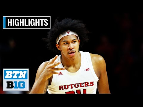 Highlights: Harper Jr scored 27 in Win | Illinois at Rutgers | Feb. 15, 2020