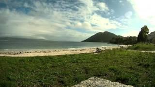 Praia de San Francisco. Louro. San Francisco Beach. A Coruña. Spain