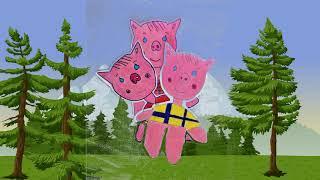 3 Petits cochons