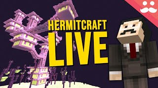 Hermitcraft 7: LIVE - END BUSTING