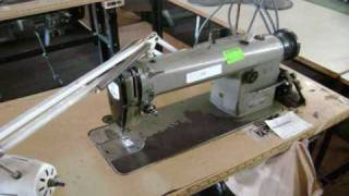 Production Sewing Machines - Larry Razza 401-965-5557