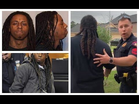 Feds Charge Lil Wayne With Possession Of F!rearm & Ammo Faces Up To 10 Years