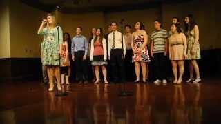 Anastasia Medley - TCNJ i-Tunes A Cappella