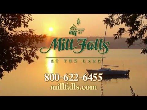 Enjoy A Luxurious Lake Winnipesaukee Summer at Mill Falls