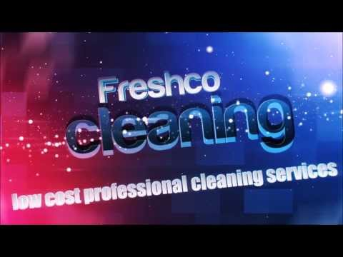 Freshco Cleaning Services - Low cost cleaning services - Ireland - Videos