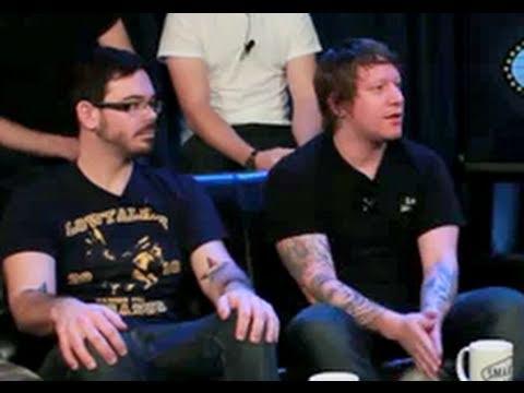 Comeback Kid Interview @ Smartpunk Live (1 of 2)