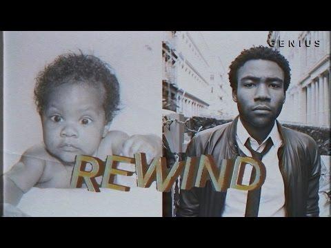 The Evolution Of Childish Gambino   Rewind