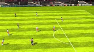 FIFA 14 iPhone/iPad - MAXIM AK 47 228 vs. Montpellier HSC