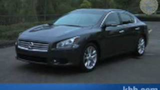 2009 Nissan Maxima Review - Kelley Blue Book