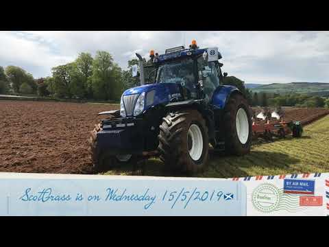 New Holland T7 235 D Watson Agri Services