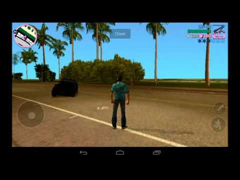How to cheat on Grand Theft Auto Vice City for android GTA Updated