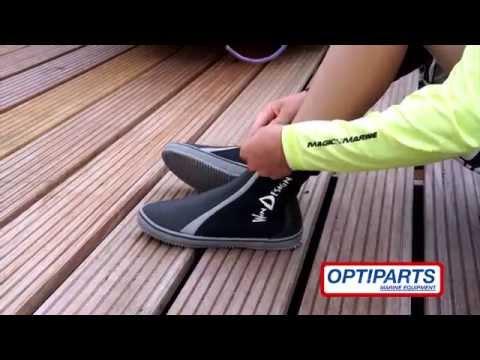 WinDesign Neoprene Sailing Boots, Zeilschoenen, EX2450 Made By Optiparts
