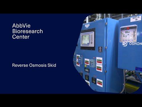 Utilities: Reverse Osmosis Skid