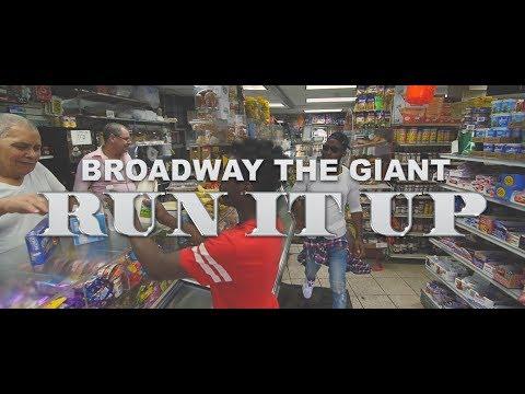 """Run It Up"" x BROADWAY (Official Music Video) // IAMBROADWAY.COM //"