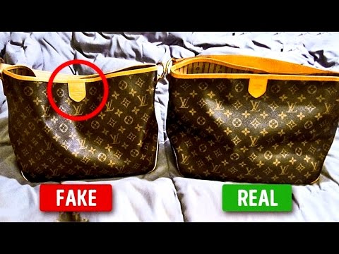 How to Spot a Fake Designer Handbag In 7 Steps