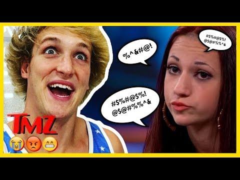 Danielle Bregoli Dishing Out Advice For Logan Paul? | TMZ BUZZ